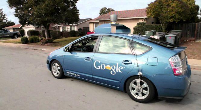 Google préparerait une flotte de taxis autonomes et gratuits