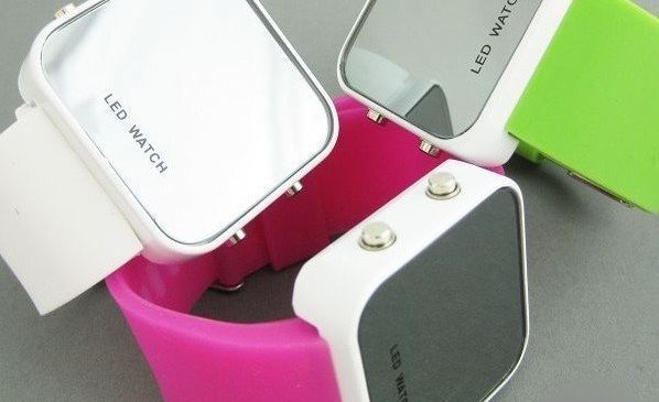 Les montres Led Watch tendances et colorées