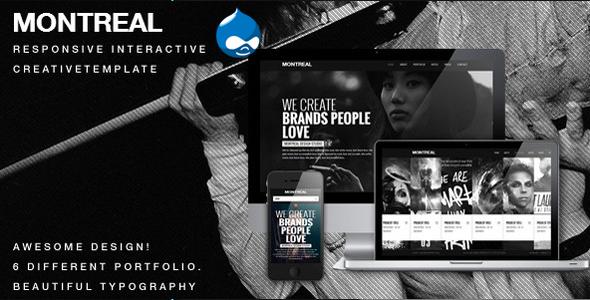 5 thèmes magnifiques pour Drupal