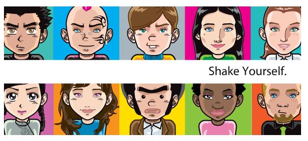Créer un avatar sur le web
