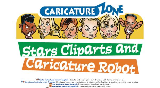 Assez Les meilleurs sites pour faire des caricatures en ligne gratuites BB56