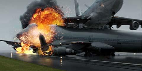 10 films avec des crash d'avions