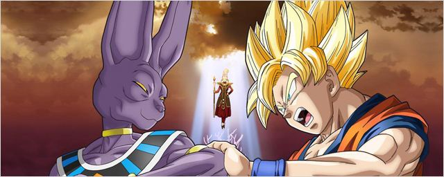 Dragon Ball Z Battle of Gods : Bande annonce