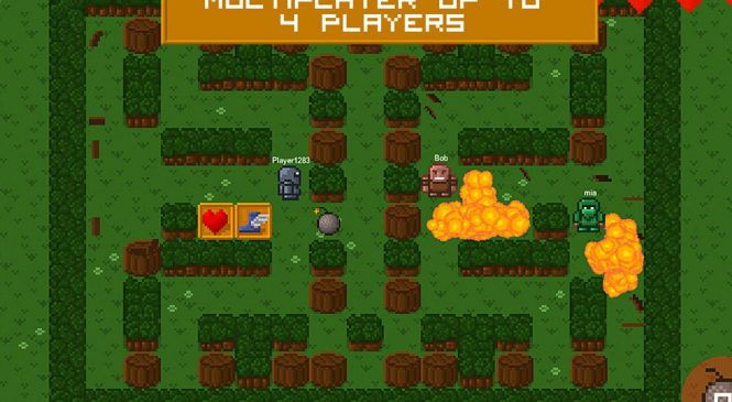 Game of Bombs: Rejouer à Bomberman
