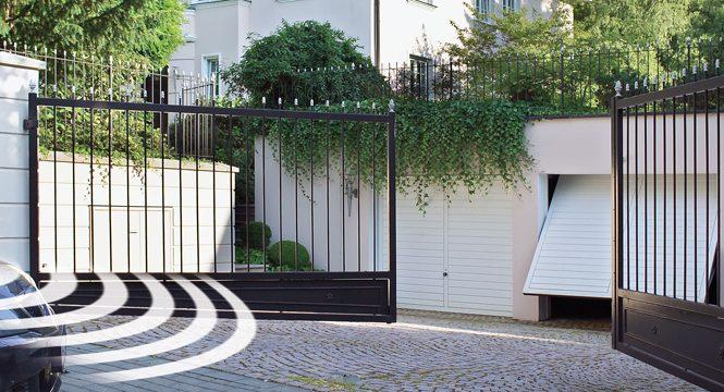 Les portes de garage innovantes et technologiques