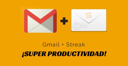 Gmail : Télécharger Streak pour savoir quand une personne a lu votre mail