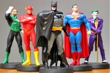 Créer une figurine de super-héros à son effigie