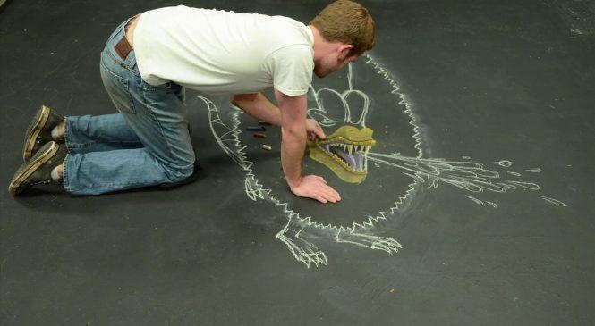 Jurassic Park 3D (Stop Motion)