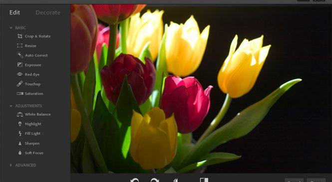 Les meilleurs sites pour retoucher des images et des photos en ligne