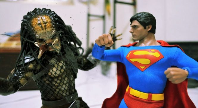 Man of Steel VS Predator