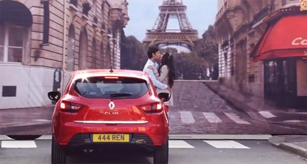 Renault Clio Va Va Voom !