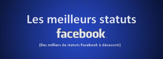 Les meilleurs statuts publier sur facebook for Les meilleurs sites de jardinage
