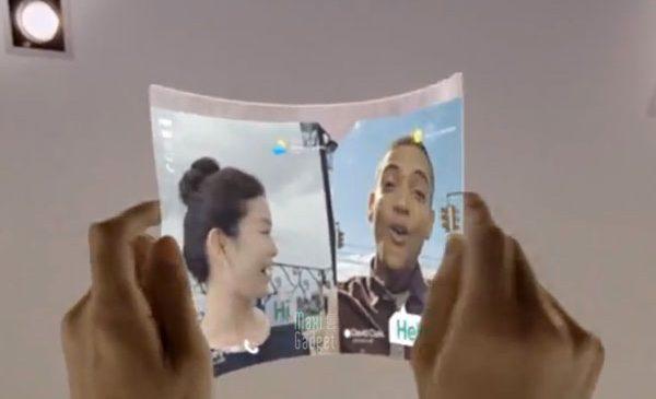 Le futur des tablettes est translucide et flexible
