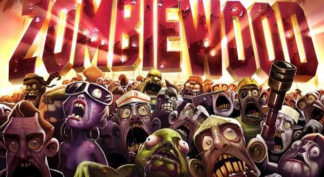 Le test de ZombieWood disponible sur iOS et Android