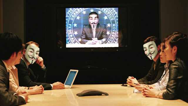 La guerre entre les Anonymous et le FBI se poursuit