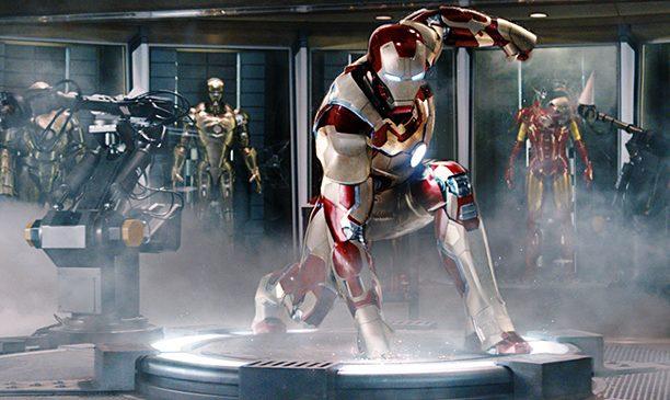 Norman Thavaud va jouer dans Iron Man