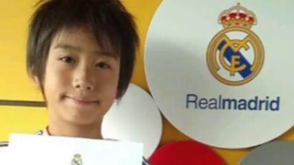 Pipi prodige japonais du foot à seulement 9 ans