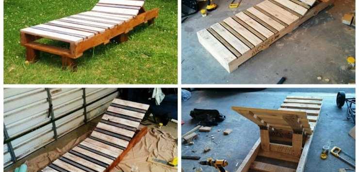 12 cr ations magnifiques de meubles avec des palettes en bois. Black Bedroom Furniture Sets. Home Design Ideas