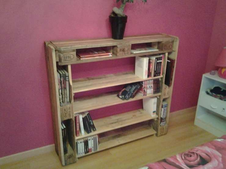 12 cr ations magnifiques de meubles avec des palettes en bois - Comment faire un bar avec des palettes ...