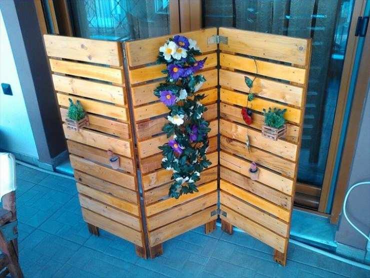 12 créations magnifiques de meubles avec des palettes en bois