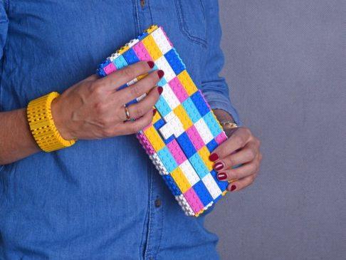 Des sacs à mains geek en mode Lego