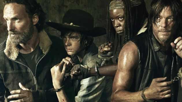 Résumé des épisodes de Walking Dead saison 5