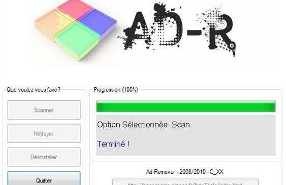 Supprimer Conduit Engine, AskBar, Crawler Toolbar, MyWebSearch etc…
