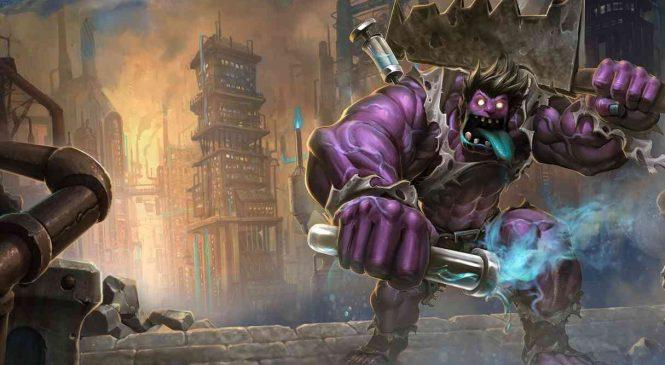 Dr.Mundo dans League of Legends (Runes, Maîtrises et Sorts)