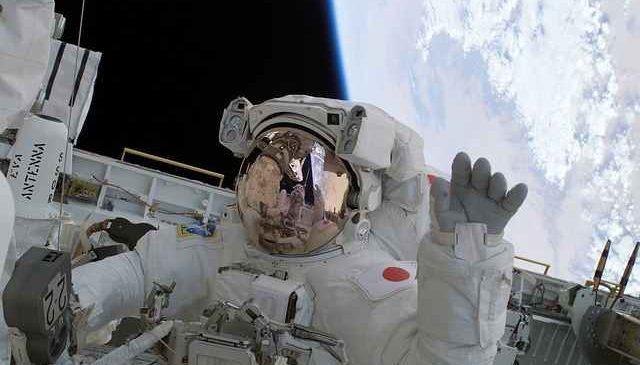 10 films dans l'espace avec des astronautes