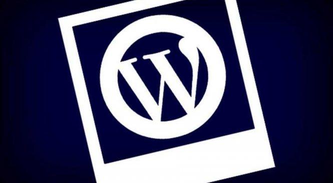 Redimensionner ses images WordPress