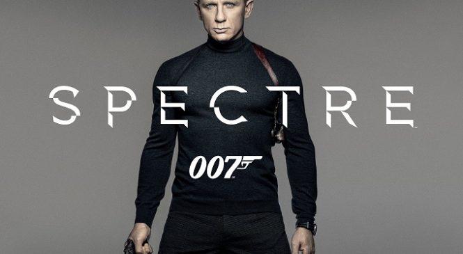 Bande-annonce de 007 Spectre (James Bond)