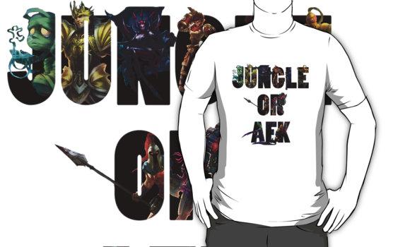 10 T-shirts magnifiques pour les fans de League of Legends