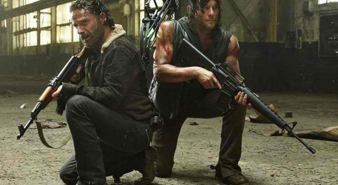 La bande annonce explosive de The Walking Dead Saison 6