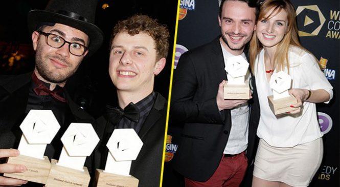 Retour sur les Web Comedy Awards