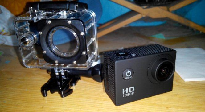 SJ4000 : une GoPro à moins de 100 euros