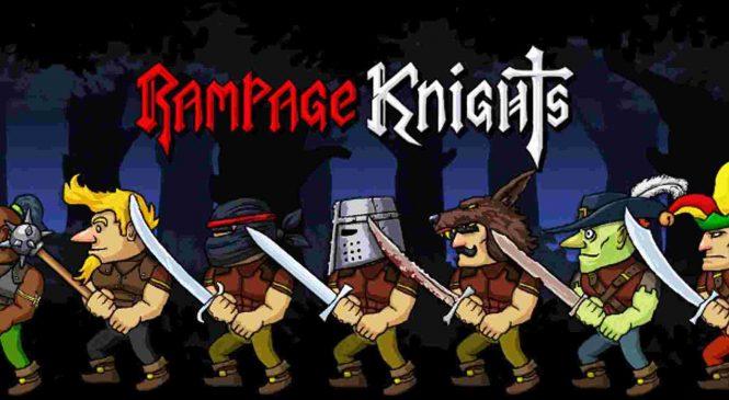 Rampage Knight, un beat'em up génial en multijoueur