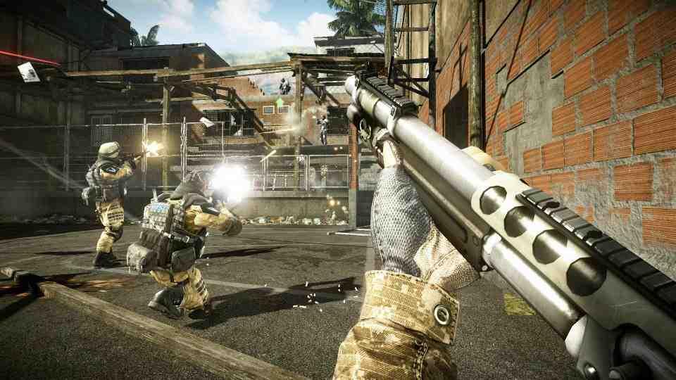 jeux de guerre en ligne multijoueur