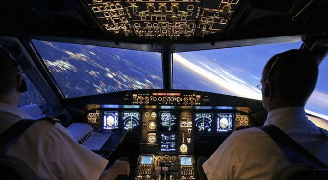 Immersion totale dans un AIRBUS A320