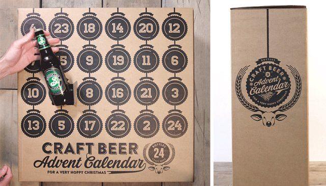 Un calendrier de l'Avant insolite pour découvrir 24 bières en 24 jours