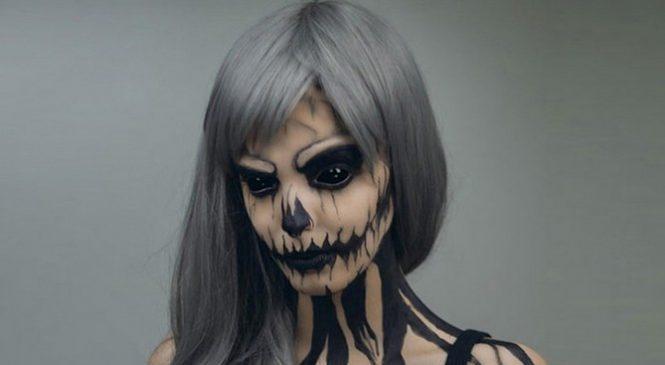 Halloween : 25 maquillages réels et super flippants