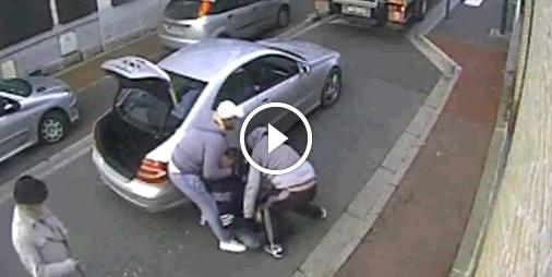 CHOC Ils agressent un livreur et essayent de le mettre dans le coffre de leur voiture près de Lille