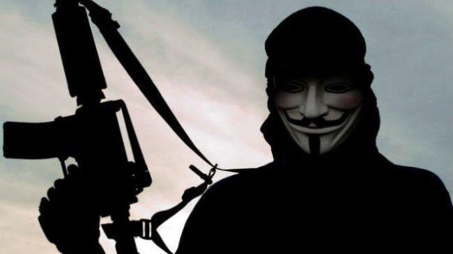 Anonymous annonce des représailles massives contre Daesh