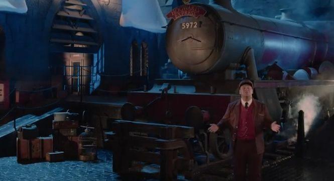Le parc d'attractions Harry Potter se dévoile en vidéo