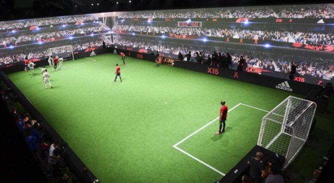 Futur Arena : Adidas dévoile le premier stade digital du monde