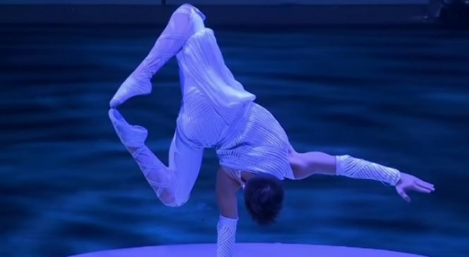 Ce jeune Chinois de 14 ans est le seul au monde capable de faire ceci