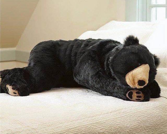 une peluche sac de couchage pour dormir bien au chaud. Black Bedroom Furniture Sets. Home Design Ideas