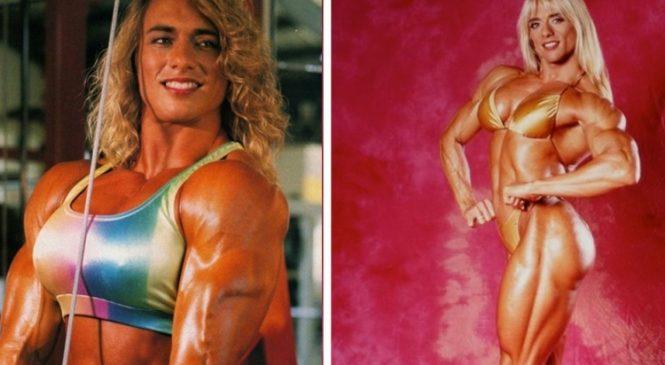 Elle a pris des stéroïdes dans les années 90, regardez à quoi elle ressemble aujourd'hui!