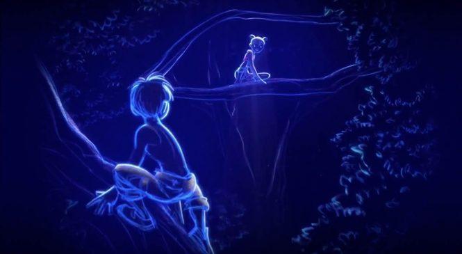 Cette animation de la vie créée par un artiste de chez Disney est tout simplement magnifique