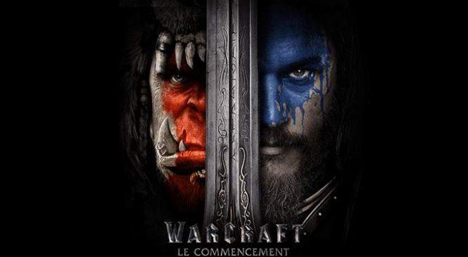 La première bande-annonce officielle du film Warcraft