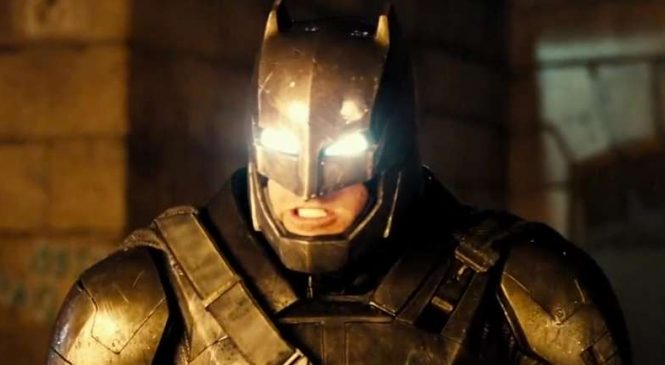 La bande annonce monstrueuse de Batman V Superman